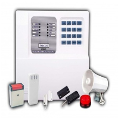 Wired Intrusion Alarm
