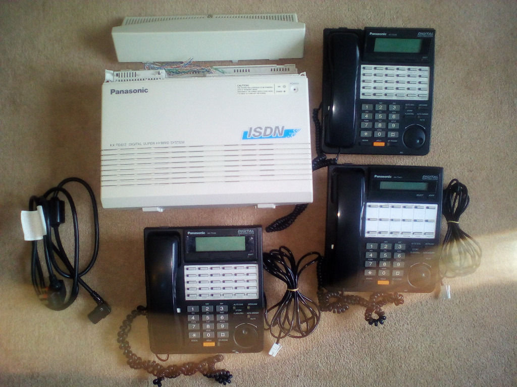 voice mail system for office communication