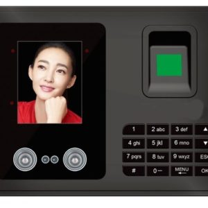Basic Face Fingerprint Attendance Access Control