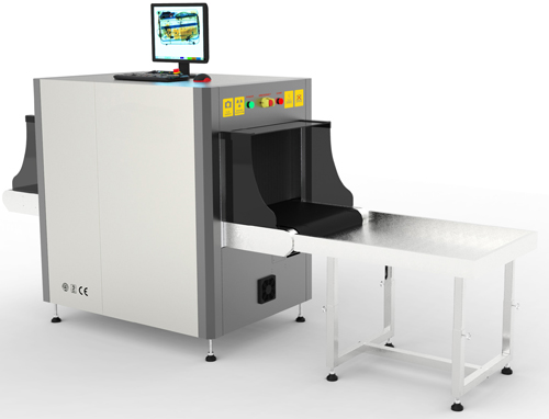 X Ray Baggage Scanners 750(W)X600(H)mm